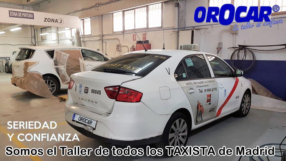 Taxis Portada
