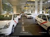 La tarifa fija de taxi para el Aeropuerto de Barajas entrara en vigor en Enero.